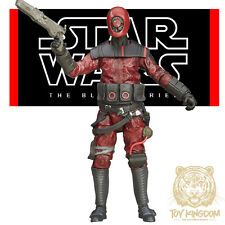 "GUAVIAN ENFORCER - Star Wars Black Series 6"" Force Awakens Action Figure TFA W2"