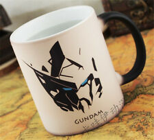 MS Mobile Suit Gundam Seed Anime White Ceramic Cup Mug Water Coffee Bottle Cos
