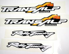 Adesivi Honda Transalp 2001nera -adesivi/adhesives/stickers/decal