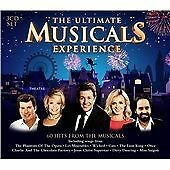 Various Artists - Ultimate Musicals Experience (Original Soundtrack, 2013)