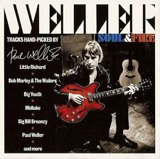 UNCUT Paul Weller: Soul & Fire 11-trk CD NEW Midlake Big Youth The Hold Steady