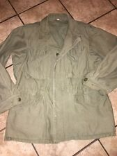 Men's Vintage WWII M-1943 Field Jacket M Fades Awesome!!