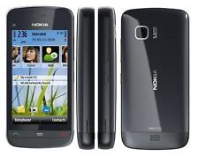 Nokia C5-03 Graphite Black Grey Black C5 Symbian Smartphone without Simlock new