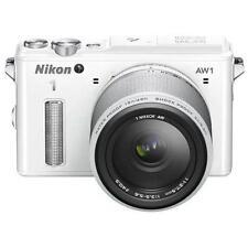 Nikon 1 AW1 14.2 MP Digital Camera - White (Kit w/ AW 11-27.5mm Lens) (Latest Mo