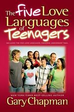 The Five Love Languages of Teenagers, Gary Chapman, Very Good Book