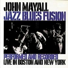 JOHN MAYALL - JAZZ BLUES FUSION-LIVE IN BOSTON AND NEW YORK  CD  7 TRACKS  NEU