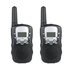Walkie Talkie - 5 To 8KM Range, 22 USA Channels, 8 Europe Channels, Brand New