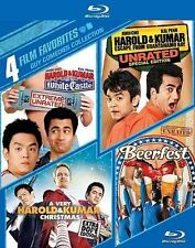 Guy Comedies Collection 4 Film Favorites (Blu-ray Disc 4-Disc Set) Harold Kumar