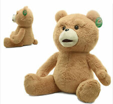 "High-quality 18"" Teddy Bear Ted The Movie X R Plush Dolls Ted Bear Toy gift"