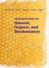 Introduction to General, Organic and Biochemistry (11th Ed.)  by Bettelheim, Bro