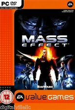 Mass Effect PC Brand New Sealed fast shipping