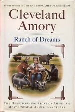 Ranch of Dreams Cleveland Amory 1997 Animal Rescue Book