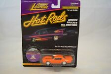 Johnny Lightning Hot Rods Goin' Goat by Mike Lloyd - No.26