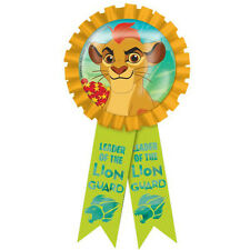 LION GUARD GUEST OF HONOR RIBBON ~ Birthday Party Supplies Award Favor Prize