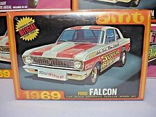 AMT ANNUAL 1969 FORD FALCON HARDTOP #Y903-200 MPC 69 1/25 FACTORY SEALED KIT