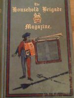 The Household Brigade Magazine Year 1898 Including Volume 1