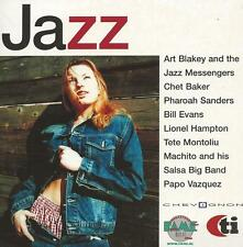 CD album - JAZZ - TIMELESS RECORDS -  pro compilation TETE MONTOLIU  ART BLAKEY