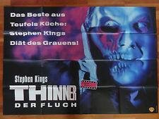 Horror A0Q Plakat THINNER DER FLUCH Diät des Grauens Steven King