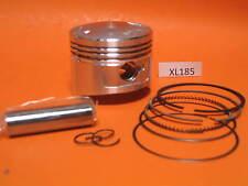 Piston 63mm Bore Rings Wrist Pin clips Kit replace Honda XL185 OEM #13011-427-00