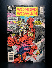COMICS: DC: Wonder Woman #325 (1980s) - RARE (figure/batman/statue/superman)
