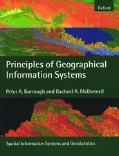 Principles of Geographical Information Systems: 2nd Edition (Spatial Informatio