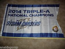 Omaha Storm Chasers: 2014 National Championship Banner (Limited Edition-1,500)