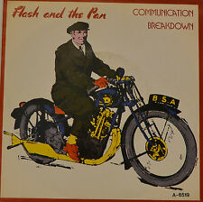 """FLASH AND THE PAN - COMMUNICATION BREAKDOWN  7""""SINGLE (G 554)"""