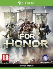For Honor Xbox One Neuf - Vendeur Pro Français !