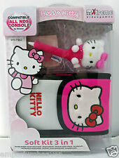Nintendo Hello Kitty Sanrio Licensed DS Lite DSi 3DS XL | 3 in 1 Accessory Kit