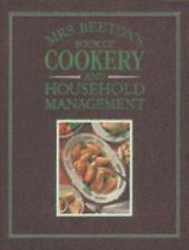 Mrs. Beeton's Book of Cookery and Household Management by Isabella Beeton...