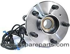 Land Rover Discovery II Front Wheel Hub Assy & ABS Sensor - TAY100060
