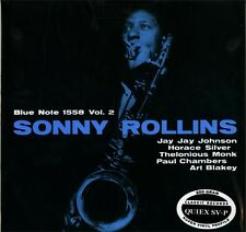 BN 1558 – Sonny Rollins - Volume 2 - 200g MONO LP Classic Records - STILL SEALED