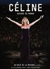 Celine: Autour du Monde DVD Region ALL, NTSC