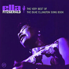 The Very Best of the Duke Ellington Song Book by Ella Fitzgerald (CD,...