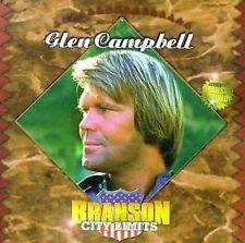 Campbell, Glen: Branson City Limits  Audio Cassette