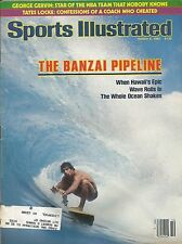 SURF SURFING 1982 SPORTS ILLUSTRATED HAWAII BAZAI PIPELINE PIPE MASTERS CLASSIC