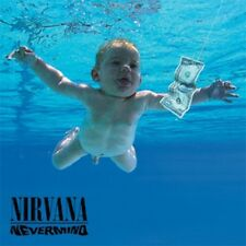 NIRVANA NEVERMIND NEW SEALED 180G VINYL LP REISSUE & DOWNLOAD IN STOCK