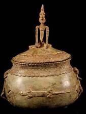 ** Bronze Gefäß der Dogon / Mali **
