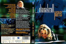 Dvd Diana Krall - Live in Paris 2001
