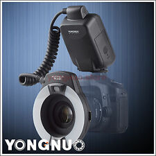 Yongnuo YN-14EX TTL Macro Ring Lite Flash Light for Canon EOS DSLR Camera