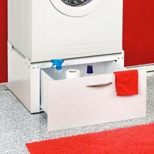 Waschmaschinenunterschrank, Untergestell, Waschmaschine, Trockner, Schublade NEU