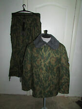 Russian army officer camouflage uniform winter jacket pants military mod.1993