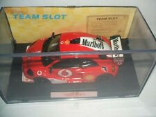 Scalextric Team Slot New Beetle F1 Marlboro