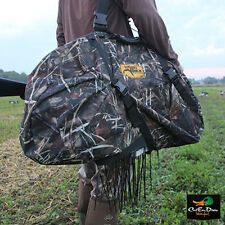 NEW WHITE ROCK RUN-N-GUN SLING BAG WIND SOCK SILHOUETTE DECOY STORAGE SATCHEL