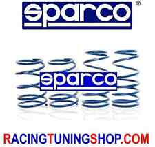 KIT MOLLE ASSETTO SPARCO FORD SIERRA COSWORTH LOWERING KIT SPARCO RESSORTS COURT