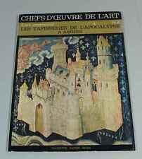 Meisterwerke der Kunst - Ornament Tapisseries Wandteppiche Apocalypse 1965 /S180