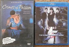 Crimes Of Passion DVD & King Of Fighters Blu Ray Ken Russell Anchor Bay