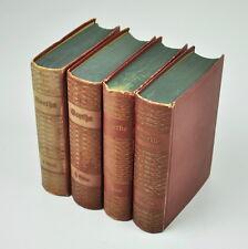 Goethes Werke - Auswahl in 4 Bänden - Goethe - Gustav Fock GmbH, Leipzig