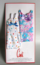 "Doll Dress Set of 2 Fits CANDI 11-12"" Fashion Dolls Integrity Barbie New LAV"