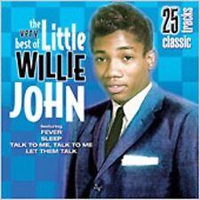 The Very Best of Little Willie John by Little Willie John (CD, Mar-2006,...